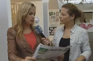 Over de woonbeurs met RTV Noord Holland
