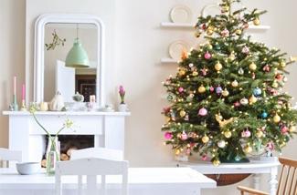 Pastel kerst