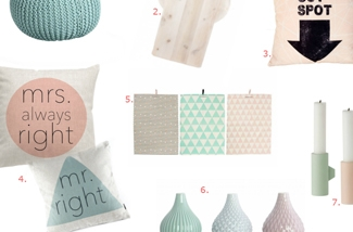 Blog: Pastelkleurige accessoires