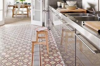 Blog: Patroon op de vloer met tegels