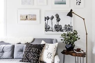 Maak je huis persoonlijk door je eigen mooiste momenten aan de muur te hangen