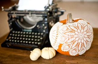 Blog: Pompoenen in huis na Halloween