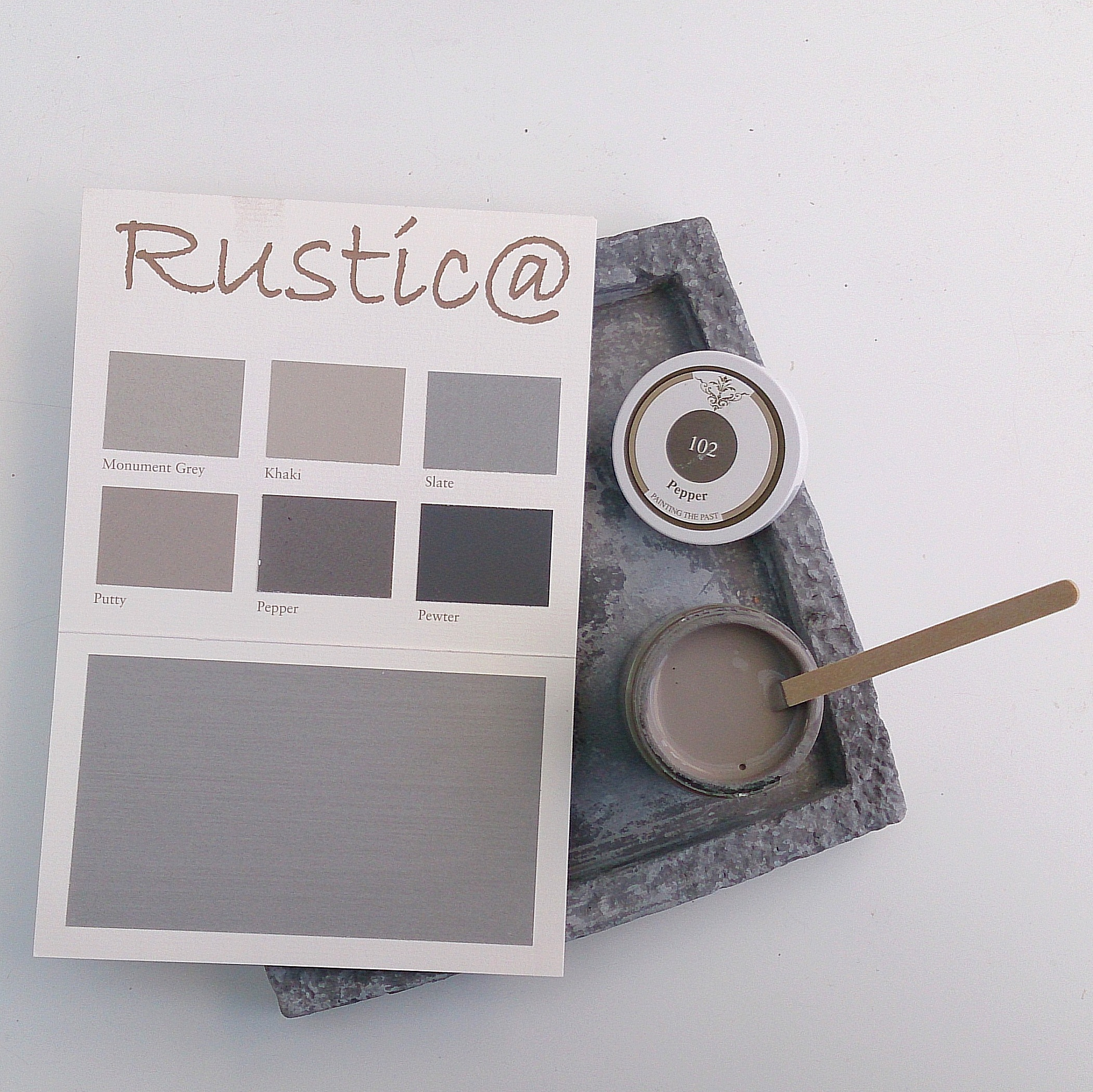 painting the past rustica