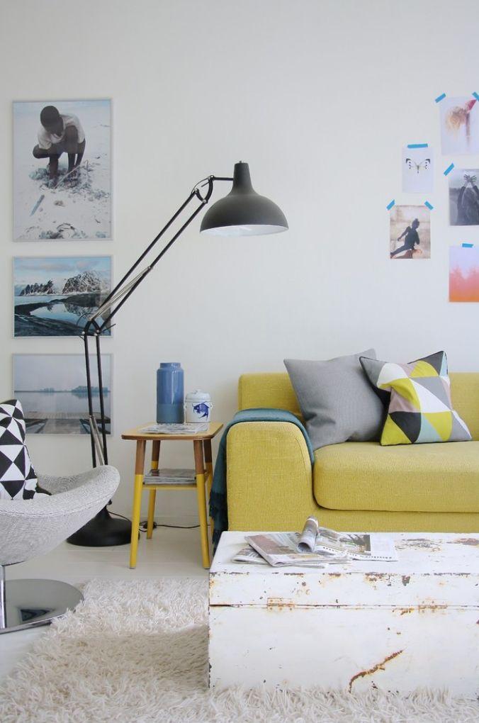 Breng kleur in je interieur met kussens en textiel for Kleur in je interieur