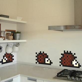 PUXXLE egel in de keuken