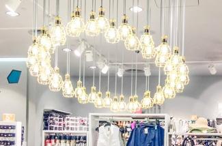 Kleurrijke Retail inspiratie in het buitenland