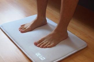 Een leuke mat naast je bed