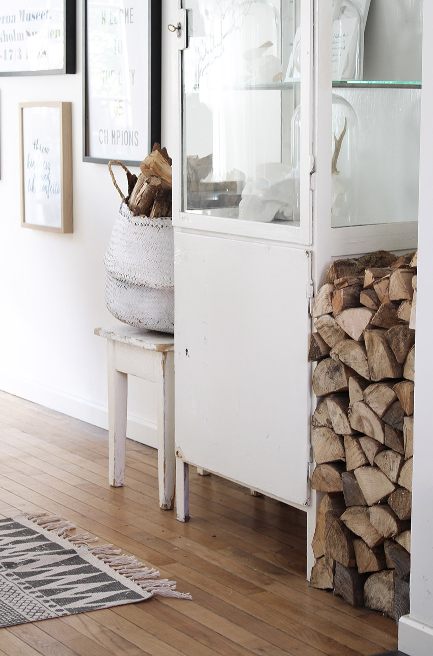 Sfeermaker in huis: (haard)hout - Inspiraties - ShowHome.nl
