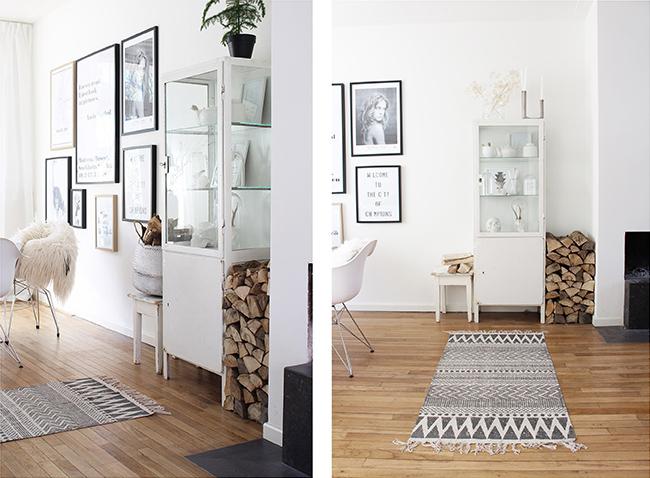 Houtblokken In Huis : Sfeermaker in huis haard hout inspiraties showhome