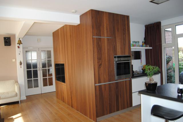 Woonkamer met open keuken   interieur   showhome.nl