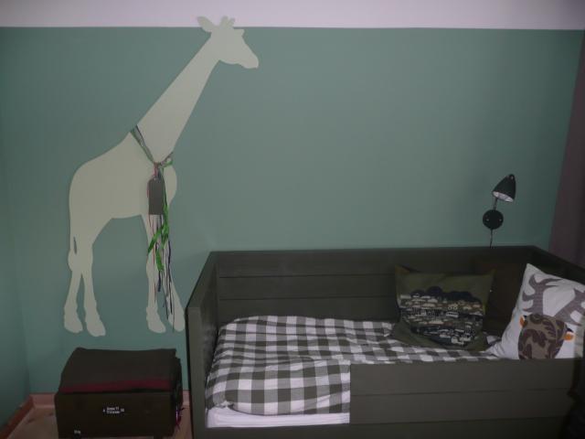 Stoere jongenskamer interieur - Jongen kamer decoratie idee ...