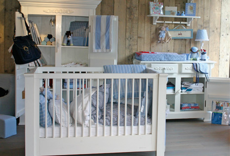 stoere baby/kinderkamer - Interieur - ShowHome.nl