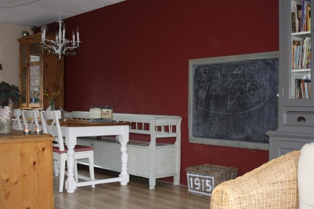 Woonkamer interieur for Landelijke kleuren interieur