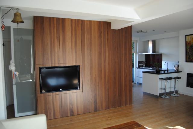 Woonkamer met open keuken - Interieur - ShowHome.nl