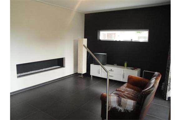 Strak en modern interieur for Interieur modern