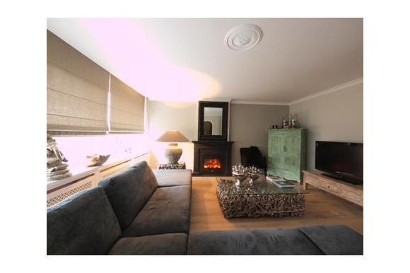 Landelijk en toch modern interieur for Interieur woonkamer modern