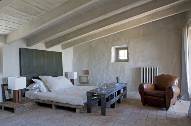 Strak landelijk interieur for Revue bricolage maison