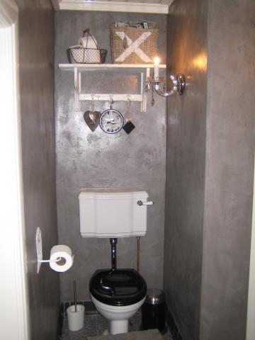 Landelijk ingericht jaren 30 huis interieur - Interieur decoratie badkamer ...