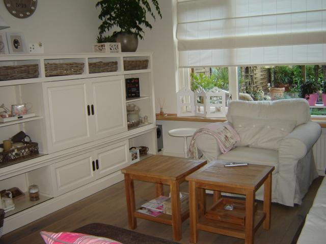 Ons landelijke thuis interieur for Interieur huiskamer