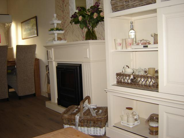 Landelijk Romantisch Interieur : Ons landelijke thuis interieur showhome