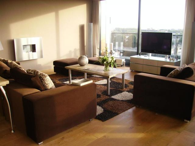 Lekker veel licht appartement interieur for Interieur huiskamer