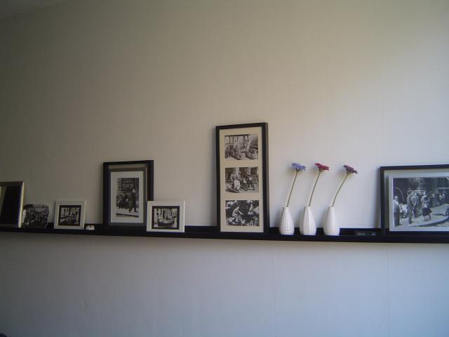Decoratie grote muur in de gang thuis viva forum - Donkere gang decoratie ...