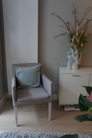 Grijs - beige modern interieur in Amsterdam - Interieur - ShowHome.nl
