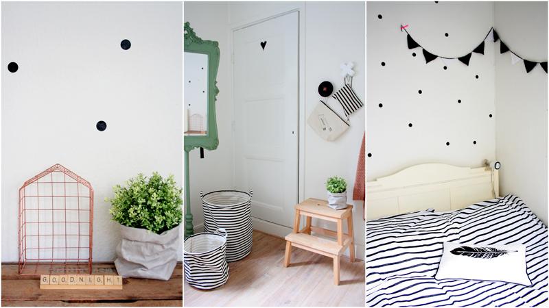 Slaapkamer Lampje : Hang een snoer met lampjes in je slaapkamer voor ...