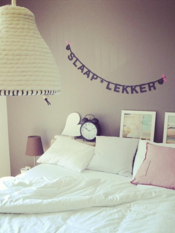 Slaapkamer inrichten showhome geeft tips - Decoratie slaapkamer meisje jaar ...