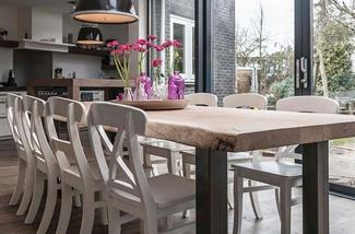 Blog: Stoere houten tafels