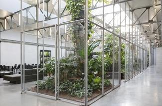 Duurzame ruimtes, de ruimtes van de toekomst