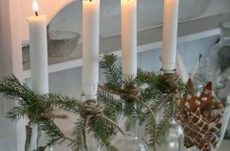 4 DIY-toppers voor een gezellige Kerstsfeer