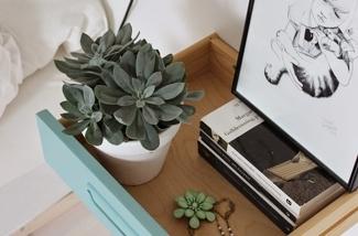 Blog: Bedtafeltje maken