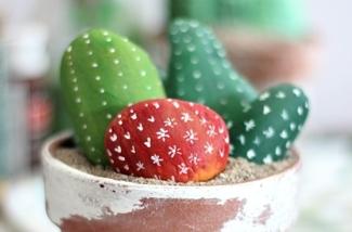 Blog: Cactussen maken met je kinderen