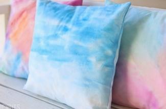 Blog: Dhz tip kleurige kussens maken