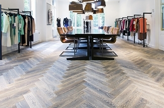Een houten vloer kiezen