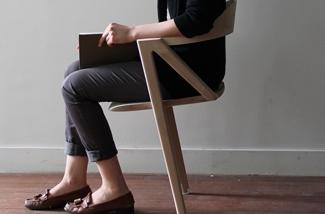 Blog: Een stoel met twee poten