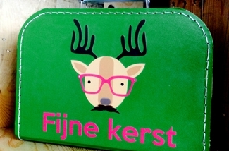 Blog: Kerststickers