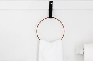 Blog: Handdoekring