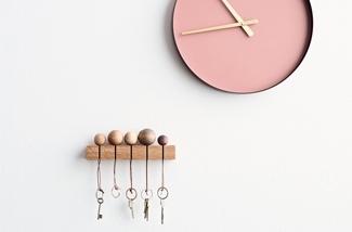 Blog: Houten sleutelrekje