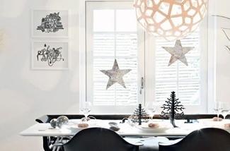 Inspirerende kerst interieurs