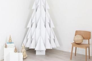 Blog: Kerstboom van karton