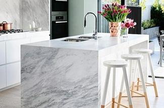 Blog: Marmer in huis