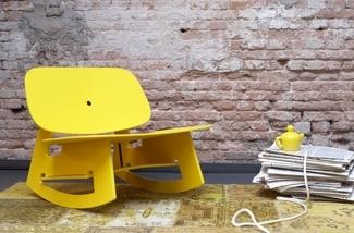 Blog: Moderne schommelstoel