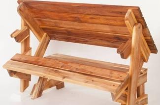 Blog: Opvouwbare picknicktafel