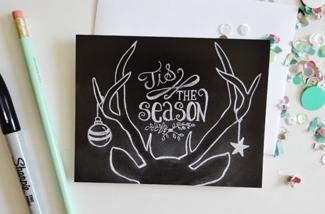 Blog: Originele kerstkaarten