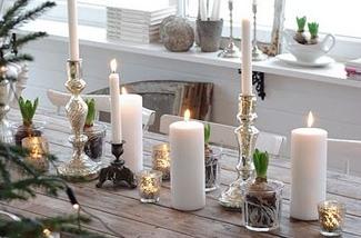 Blog: Tafel dekken met kerst