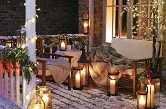 Blog: Tips voor meer kerstsfeer buiten