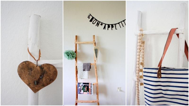 Ladders stylen inspiraties - Versieren kinderkamer ...