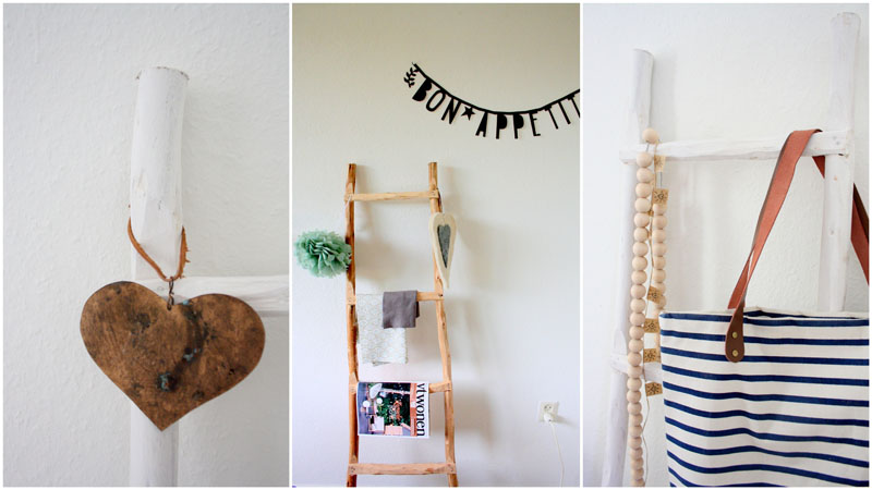 ladders stylen! - inspiraties - showhome.nl, Deco ideeën